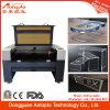 деревянный гравировальный станок 1200*900mm вырезывания лазера 80W