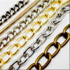 Twist Metal Chain Rope Chain Necklace
