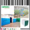 Armario de almacenaje Keyless plástico de la escuela del ABS