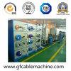 Máquinas avançadas de fibra óptica Cabo de produção de fibra Line-Optical Linha revestimento secundário