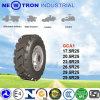 Chariot élévateur Skid Steer Solid Tire, BRI 17.5r25 d'OTR Tire