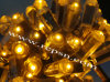12mm Waterdichte Enige het LEIDENE van de Kleur Perforeren Licht (Cs-5v12-y)