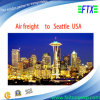 45 Kilogramm 299 Kgs - Air Freight From China nach Seattle USA