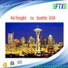 シアトル米国へのKgs 45キログラム299の- Air Freight From中国