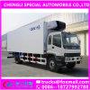 Camion frigorifié froid de la charge 20mt d'Isuzu de transport lourd d'aliments surgelés