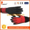 Ddsafety 2017 gants oranges de ménage de latex