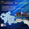 Gránulos calientes de Glue&Adhesive del derretimiento para el pegamento candente de la encuadernación del derretimiento de la encuadernación lateral
