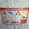 幼い子供および子供のための教育Placemats、