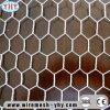 ウサギの塀のための熱い浸された電流を通された六角形の鉄の金網