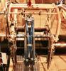 Sand-Starten und Derusting Maschine