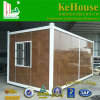 Prefab дом контейнера, дом контейнера Prefab 20ft, дом контейнера плоского пакета Prefab