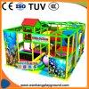 Dia van de Kleuterschool van het Speelgoed van de Speelplaats van de supermarkt de Binnen Plastic (week-E1106A)