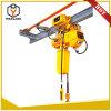 Élévateur de levage de construction électrique d'élévateur à chaînes de 1 tonne pour des ventes en gros