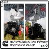 De Dieselmotor 4BTA3.9-C100 van Cummins van Dcec voor de Machines van de Bouw van de Industrie