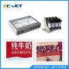 El código QR Hi-Resolution Impresora Impresora para la caja de leche (ECH800).