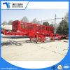 半2つの車軸骨組容器フレームの輸送の貨物トレーラー