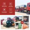 10トンの産業ガスの石油燃焼のペーパー企業の蒸気ボイラ