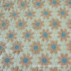 3D de tela de encaje tejido bordado Apllique
