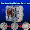 Задавливать оборудование с 2mm для дробилки минирование с большой емкостью