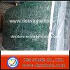 Importando la losa de piedra de mármol del verde de mármol de la India (DES-MS006)