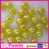 Granos de imitación redondos de la perla con el agujero