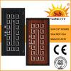鋼鉄MDFの装甲ドアの木製のドア(SC-A230)
