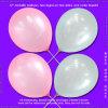 Rubber gonfiabile Helium Pearl Balloon per il giorno di Natale