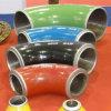 La pipe d'ASTM A420 Wpl6 90deg écarte la norme ANSI d'un coup de coude B16.9