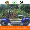 Big Wheel 1000W Bicicletas Elétricas Mini Chopper Motocicleta Two Wheels Scooter Auto-Balanceado