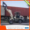 Der China-1.5ton Minimotor Vorderseite-Rad-Ladevorrichtungs-EU3