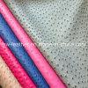PU L'Autruche tissu pour les Enfants de chaussures en cuir HW-211