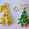De Schijf van de Flits van de Kerstboom USB van het kristal