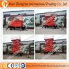 Bewegliches Trailer Portable Hydraulic Scissor Lift Platform Used für Aerial Work