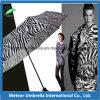 선전용 Gift Items Folding Fashion Leopard 일요일 및 Rain Weather Umbrella Parasol