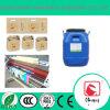 Adesivo revestido à base de água com proteção ambiental