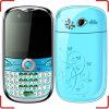 Teclado QWERTY TV Teléfono celular T006