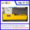 Separador magnético -0 do pó seco automático