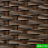 고밀도 인공적인 등나무 땋는 섬유 가구 물자 (BM-3773)