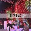 La lumière d'étape de RVB DEL Curtain/LED (LUV-LVC)