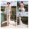 V-Шеи шнурка Mermaid стороны платья венчания Z8013 мантий Split Bridal
