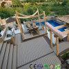 Revestimento compostos plásticos de madeira do Decking