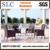 柳細工表のセットされた/ダイニングテーブルおよび椅子(SC-B1009)