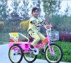 おもちゃ3の荷車引きの子供のペダルの三輪車の子供の乗車
