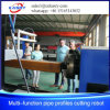 Автомат для резки плазмы пробки CNC квадратный для стальной структуры