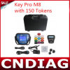 2014 Professional original The Key PRO M8 con 150 Tokens Best Auto Key Programmer