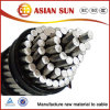 Cable de arriba de aluminio del conductor AAC Cable/AAAC ACSR AAC/todo el conductor del aluminio AAC