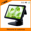 Capacitive Black 15 All Inch in One Touch POS System with Customer Display