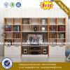 Classeur de bureau en bois moderne /Armoire de stockage / Bibliothèque (HX-8NR1089)