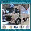 Cámara fría refrigerada T5g Van Truck de HOWO para la venta