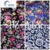 Coton 100% de popeline de textile estampé par tissu floral